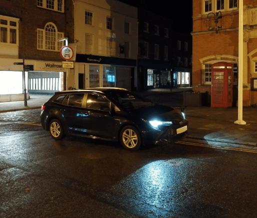 Car 3 - Square